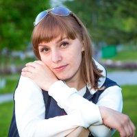 Вечереет))) :: Angelica Solovjova