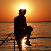 Йога на восходе солнца :: Асылбек Айманов