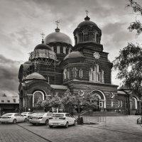КРАСНОДАРСКИЙ ЕКАТЕРИНИНСКИЙ СОБОР. :: Анатолий Щербак