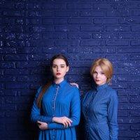 Анжелика и Настя :: Andrey Ogryzkov