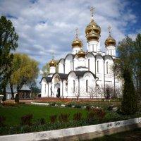 Свято-Никольский  женский монастырь в Переславле :: kolyeretka