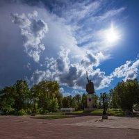 Илья Муромец в городе Муроме :: Nadin Keara