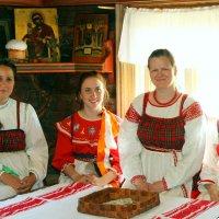 Выкуп невесты: 4. Подруги невесты. :: Николай Карандашев