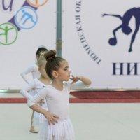 Первый выход... :: Алиса Бронникова