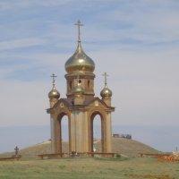 Церквушка а Атамани :: Ольга Сорокина