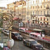 Вид на канал Грибоедова :: Елена