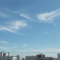 Последние майские облака :: Валерий