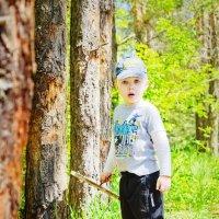 Сынулька-мужик растет :: Светлана Быкова