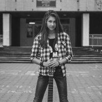 девушка с гитарой :: Anna