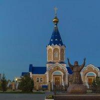Храм в честь преподобного Серафима Саровского в Ижевске :: Владимир Максимов