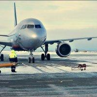 Рейс прибыл!.. :: Кай-8 (Ярослав) Забелин