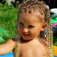Счастливое детство :: Светлана
