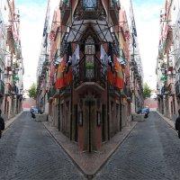 Улочка Лиссабона :: Lukum