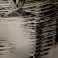 Плетеная  корзина... :: Валерия  Полещикова