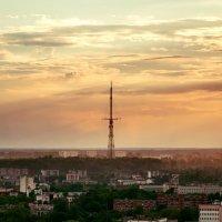 Телевизионная башня Витебска :: kot raz