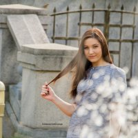 Фонтан около Храма Христа Спасителя :: Александр Кабанов