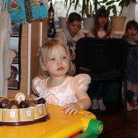 Вкусный торт :: Елена Фофанова
