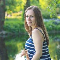 Главное украшение женщины... :: Дина Нестерова