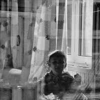 занавесочные хитросплетения :: Анастасия Алёшина