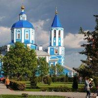 Покровская церковь Тамбова. :: Александр Селезнев