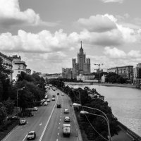 Москва. :: Николай Новосильцев