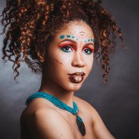 Afro style :: Яна Ёлшина