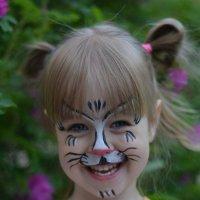 Кошечка :: Виктория Доманская