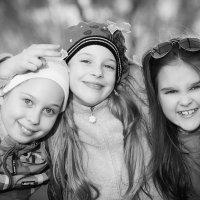 три подрушки :: Виталий Смирнов