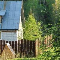 Деревня Надруя. :: Владимир Гилясев
