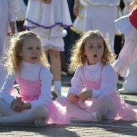 Большие танцы :: Валерий Лазарев