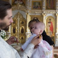 Таинство крещения 2 :: Аннета /Анна/ Шу