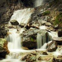 Водопад в горах :: Roman Arnold
