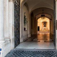 Римский дворик :: David Rinenberg