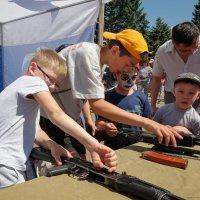 День защиты детей 5 :: Сергей Крапивин