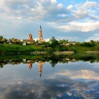 Село Курба :: Леонид Иванчук
