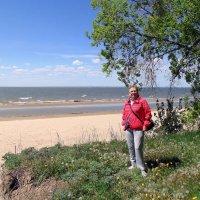 У моря в конце мая. :: Мила Бовкун