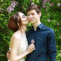 Красивая пара :: Виктория Бенедищук
