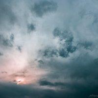 вот такой вот закат :: Sergey Bagach