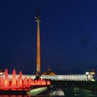 На Поклонной горе :: Сергей Бурлакин
