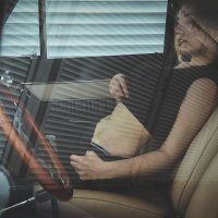 in car.. :: Иринка Зорина