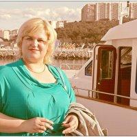 Морской портрет у президентской яхты :: Кай-8 (Ярослав) Забелин