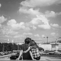 Смотря в будущее :: Ольга Мансурова