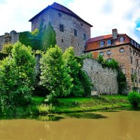vit5  замок Капеллендорф, Германия :: Vitaly Faiv