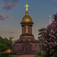 Время когда светятся кресты :: Valerii Ivanov