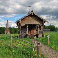 Часовня и церковь :: Валерий Талашов