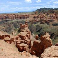 """Чарынский каньон, известный  как """"Долина замков"""". :: Anna Gornostayeva"""