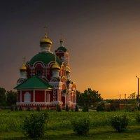 Церковь Михаила Архангела в с.Сатинка на Тамбовщине. :: Александр Тулупов