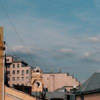 Крыши Москвы :: Юрий Кулаков