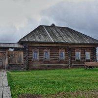 Уральская усадьба.19 век :: Стил Франс