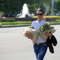 я иду к тебе навстречу :: Олег Лукьянов